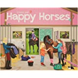 Trend 4079 - Create Your Happy Horses Malbuch