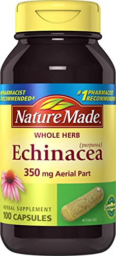 Nature Made Echinacea Herb Capsule