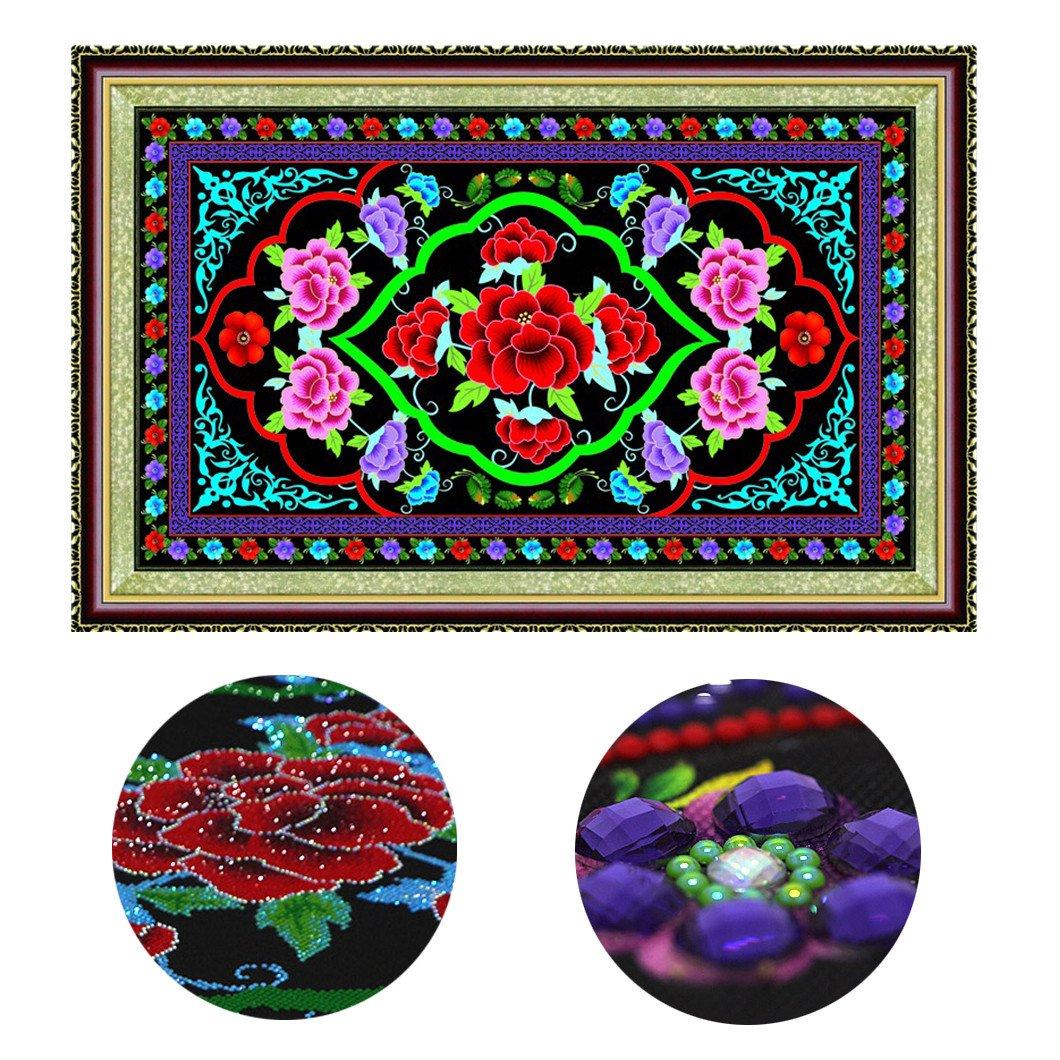 Mazixun Specially Drill 5D DIY Diamond Painting Cross Stitch Diamond Embroidery Tapestry Pattern Hobbies And Diamond Mosaic Christmas 130x80cm