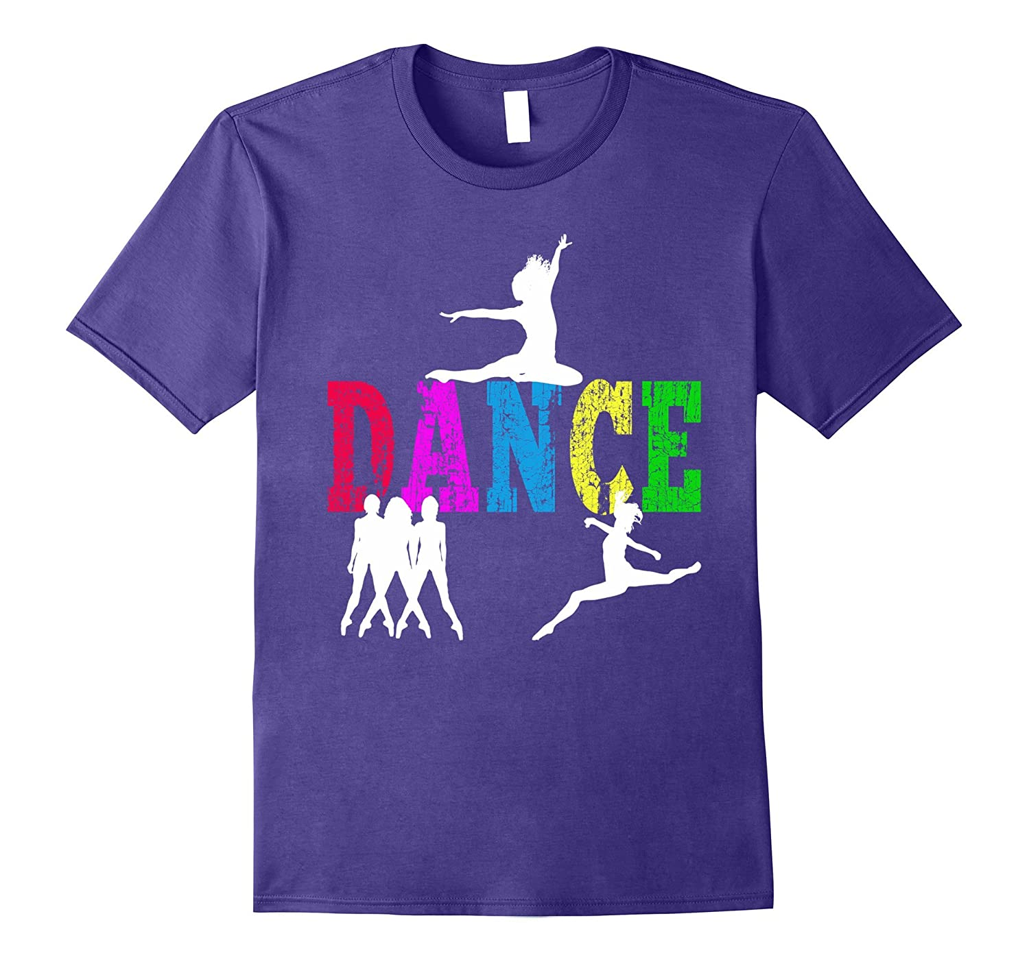 Dance T-Shirt Gift Idea for Girls Teachers and Moms-Vaci