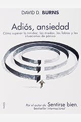 Adios ansiedad (Spanish Edition) Paperback