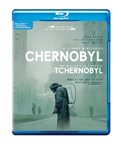 Chernobyl (Bilingual/Digital Copy+BD) [Blu-ray]