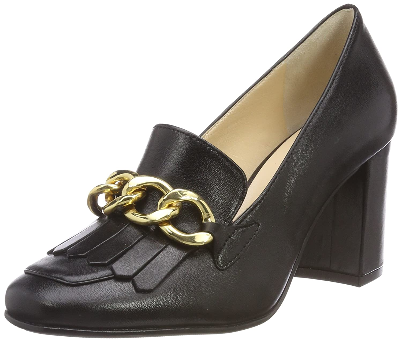 Högl 5-10 7020 0100, Zapatos de Tacón para Mujer 37 EU|Negro (Schwarz)
