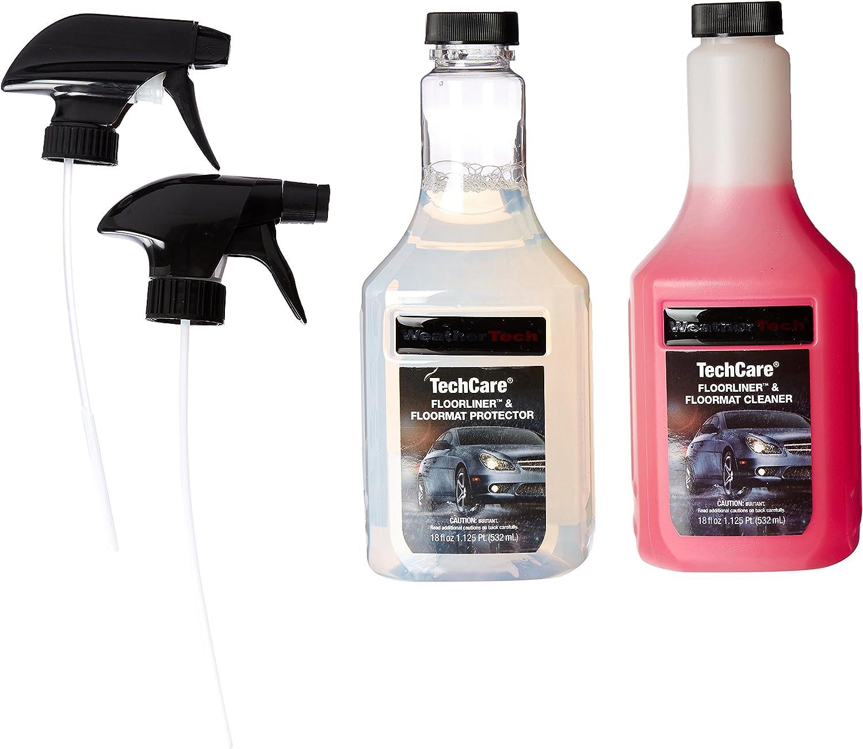 Amazon Com Weathertech 8ltc36k 2pk Cleaner Protector Home Kitchen