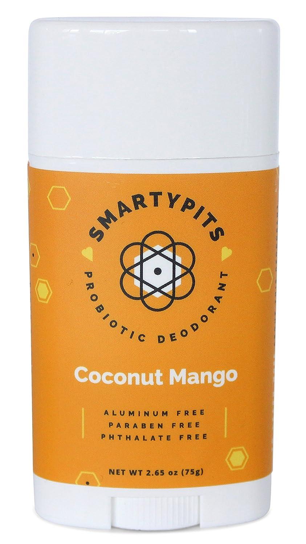 Handcrafted HoneyBee - Natural/Aluminum Free Probiotic Deodorant (Coconut Mango) (Full-Size)