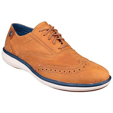 Skechers Cuir Nason Whitby Homme Ville Chaussures En De Mark f4wfqg