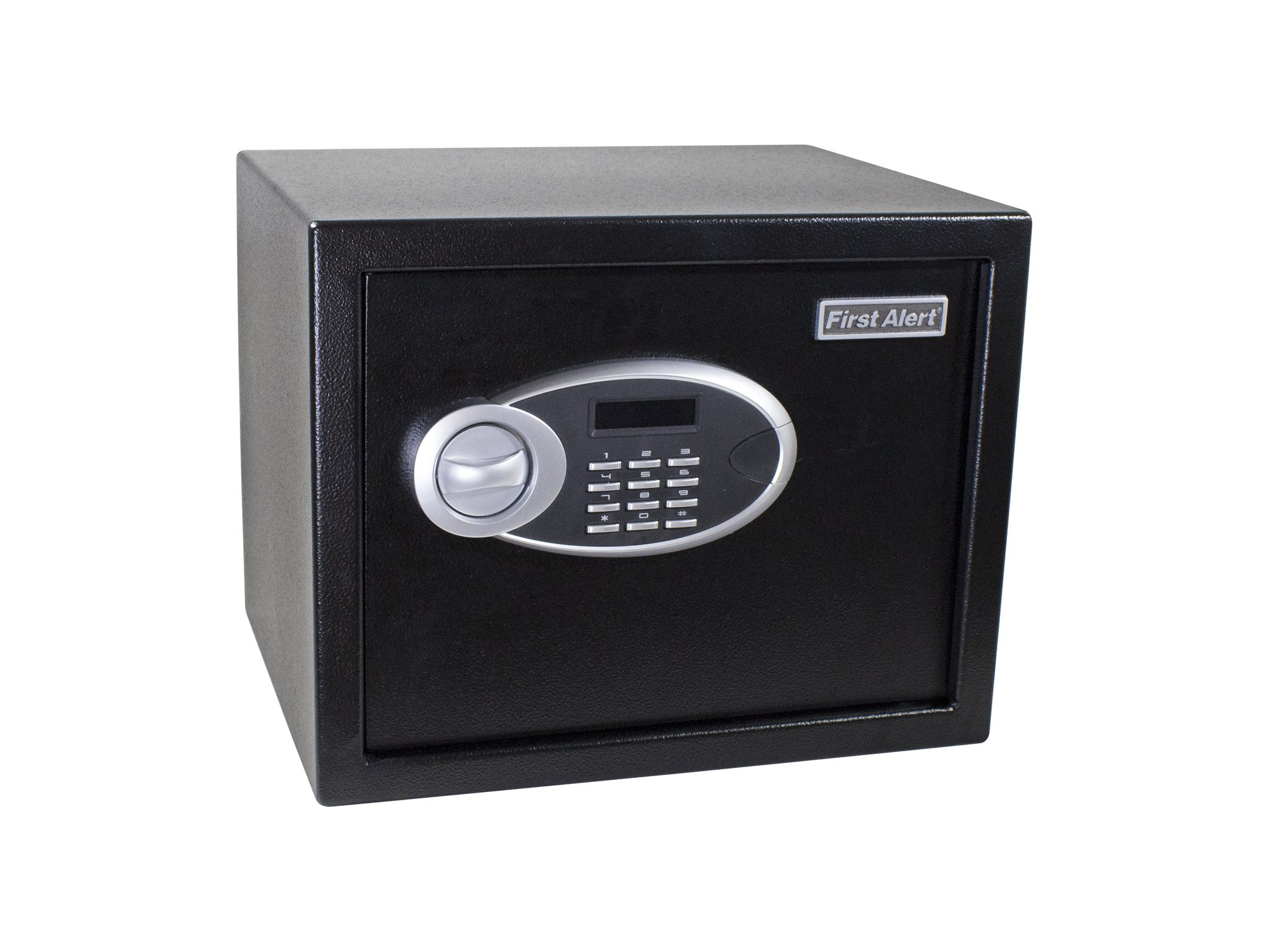 First Alert 4009DFB Anti-Theft Safe with Digital Lock.94 Cubic-Foot, Black