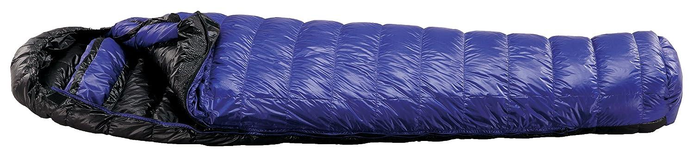 イスカ(ISUKA) 寝袋 エア450X ロイヤルブルー (最低使用温度-6度)