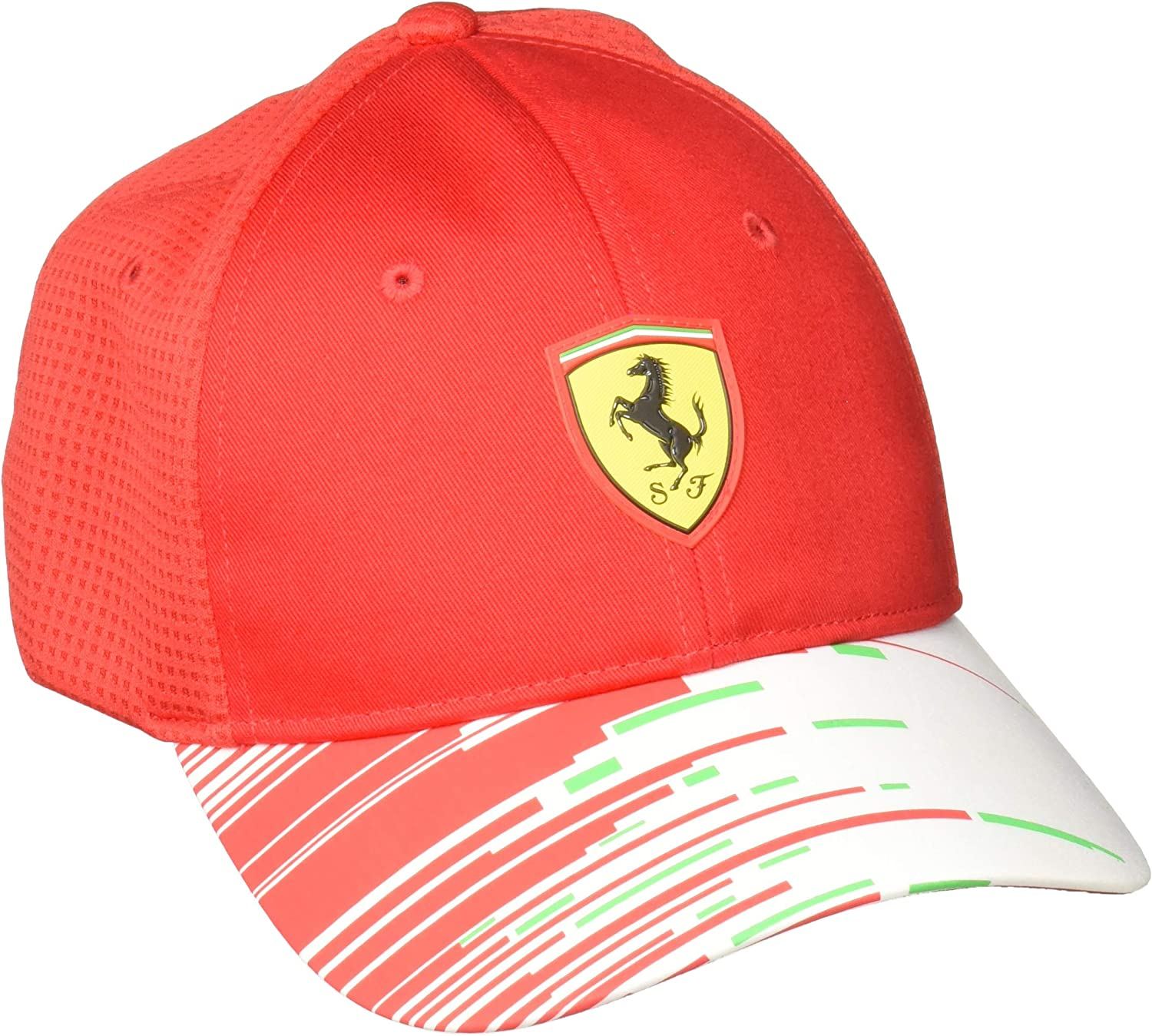 FERRARI F1 Ferrari Team 2018 – Gorra para Adultos, Color Rojo ...