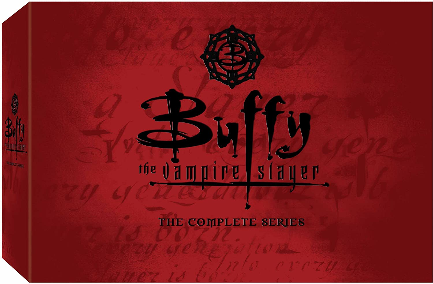 Buffy the Vampire Slayer: The Complete Series (Bilingual) Sarah Michelle Gellar David Boreanaz Anthony Head Nicholas Brendon