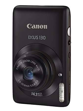 canon ixus 130 digital camera black 2 7 inch amazon co uk camera rh amazon co uk Canon Cameras canon ixus 130 user manual pdf