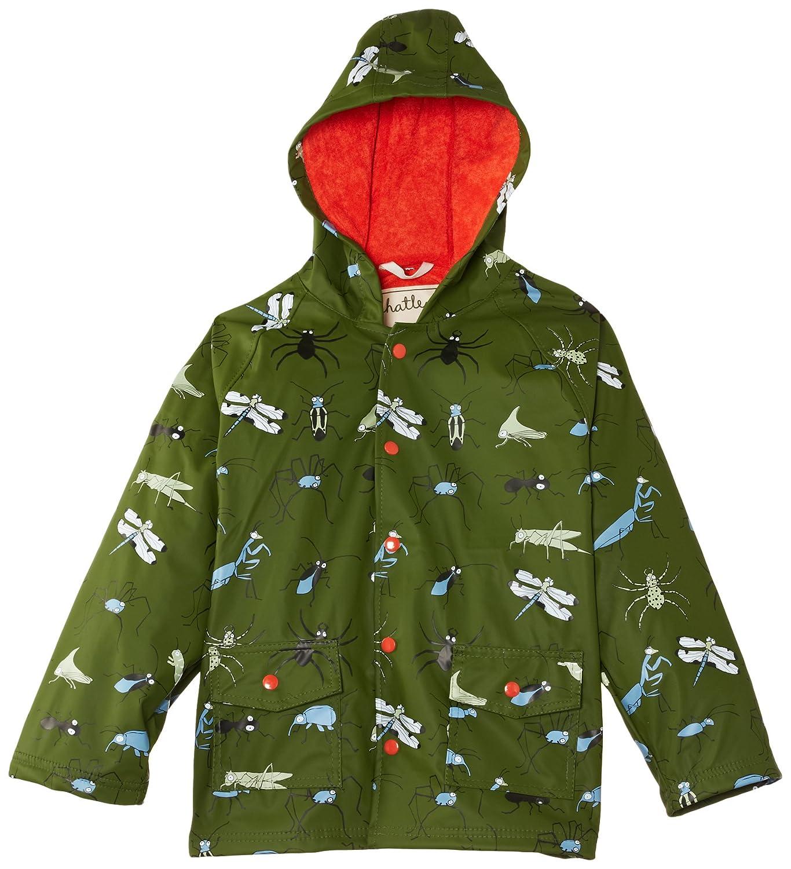 Hatley Little Boys Little Boys Raincoat Fun Bugs Hatley Boys 2-7 RC6INBU014