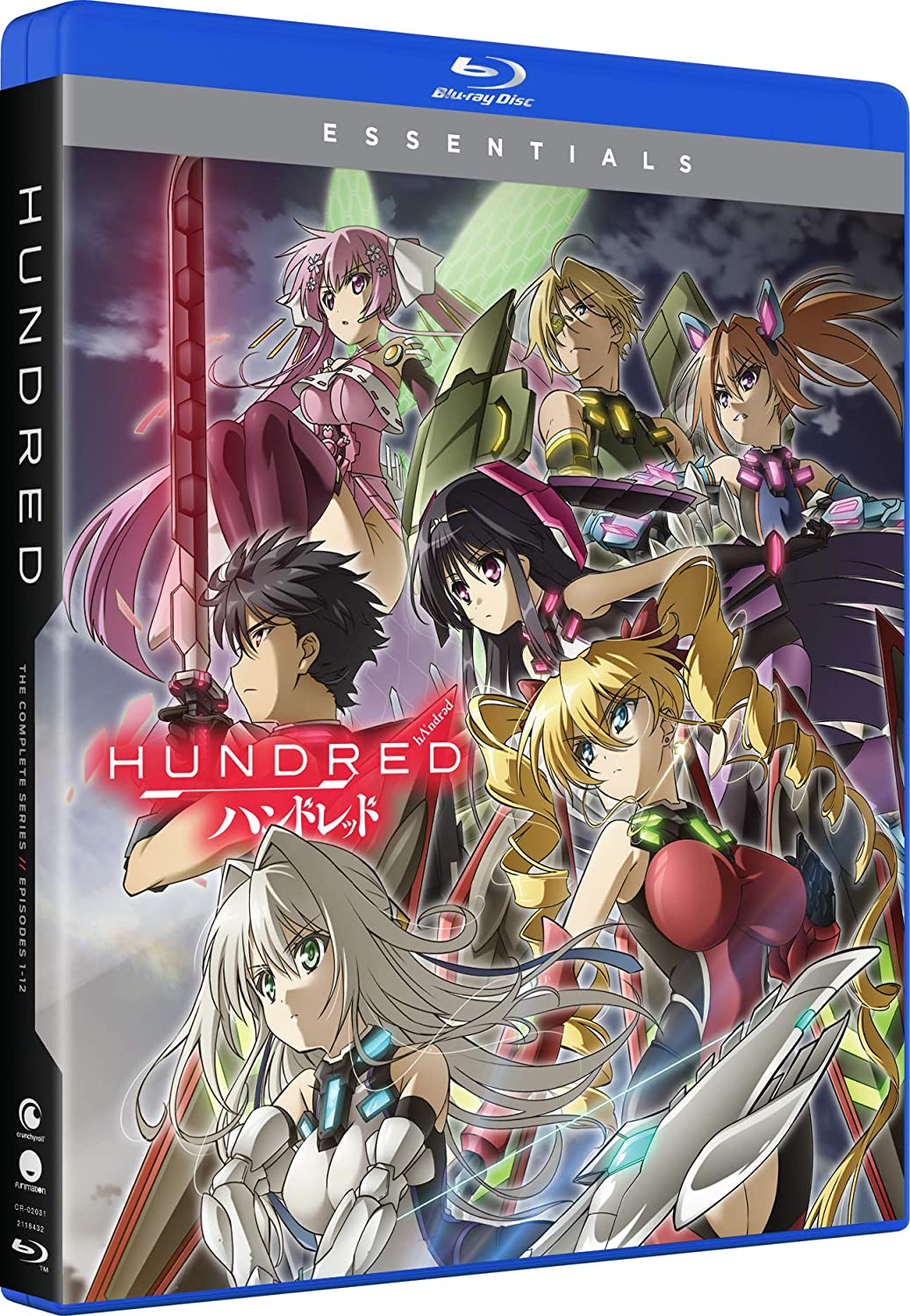 Hundred: The Complete Series 2 Blu-Ray Edizione: Stati Uniti ...