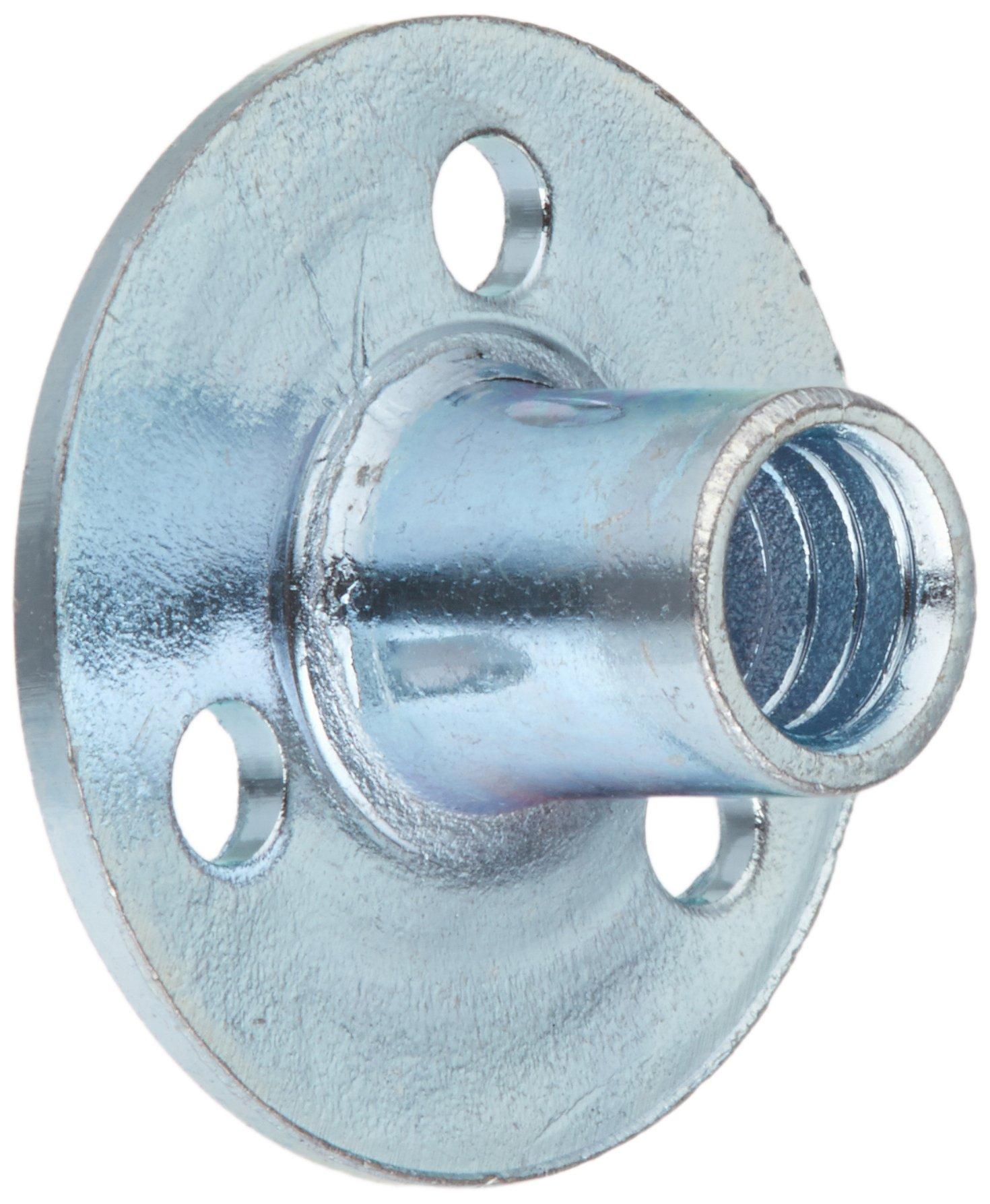 Hard-to-Find Fastener 014973323103 Brad Hole Tee Nuts, 6-32 x 1/4, Piece-20