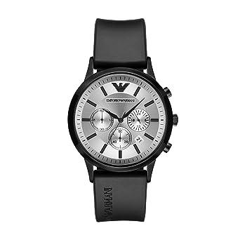 08e05902cf4c Reloj - Emporio Armani - para Hombre - AR11048  Amazon.es  Relojes