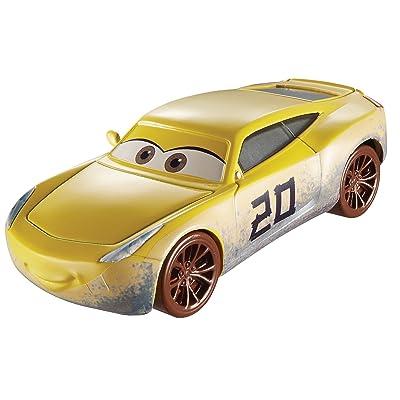 Disney Cars 3 Cruz Ramirez As Frances Beltline Die-Cast Vehicle: Toys & Games