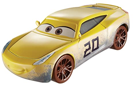 De Avec Cruz BeltlineJaune BoueJouet Ramirez Rôle Pour Pixar Cars Décoration Disney France Petite Dans Le Voiture EnfantDxv47 54qAj3LcRS