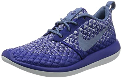 finest selection 5c950 16831 Nike W Roshe Two Flyknit 365 Womens Sneaker Blue 861706 400  Buy Online at  Low Prices in India - Amazon.in