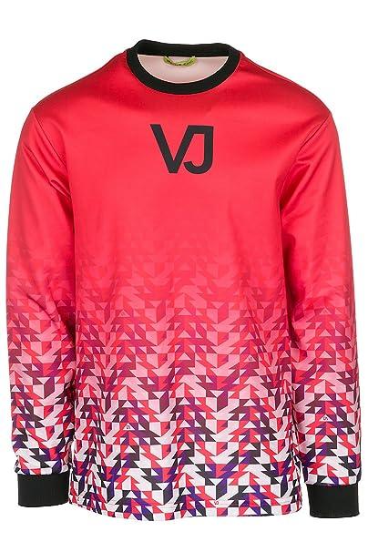 Versace Jeans Sudadera de Hombre Rojo EU M (UK M) B7GRA7F0: Amazon.es: Ropa y accesorios