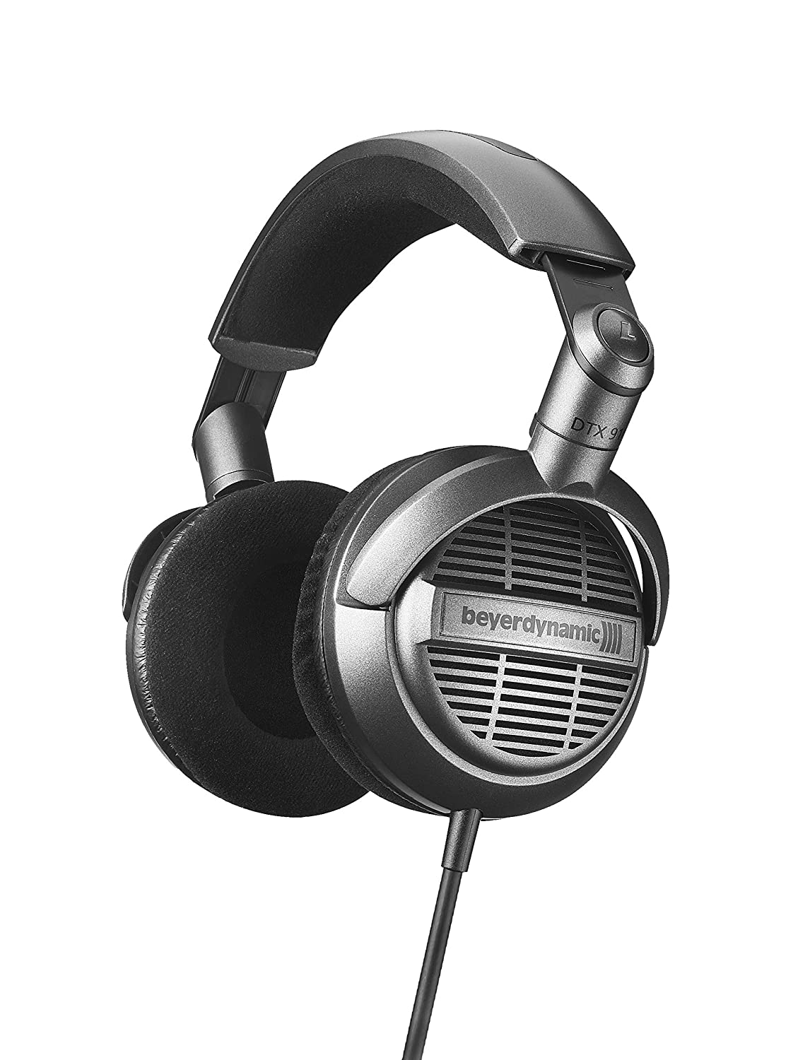 Beyerdynamic DTX 910 Stereo Headphones for Portable and Home usage (Silver Black)
