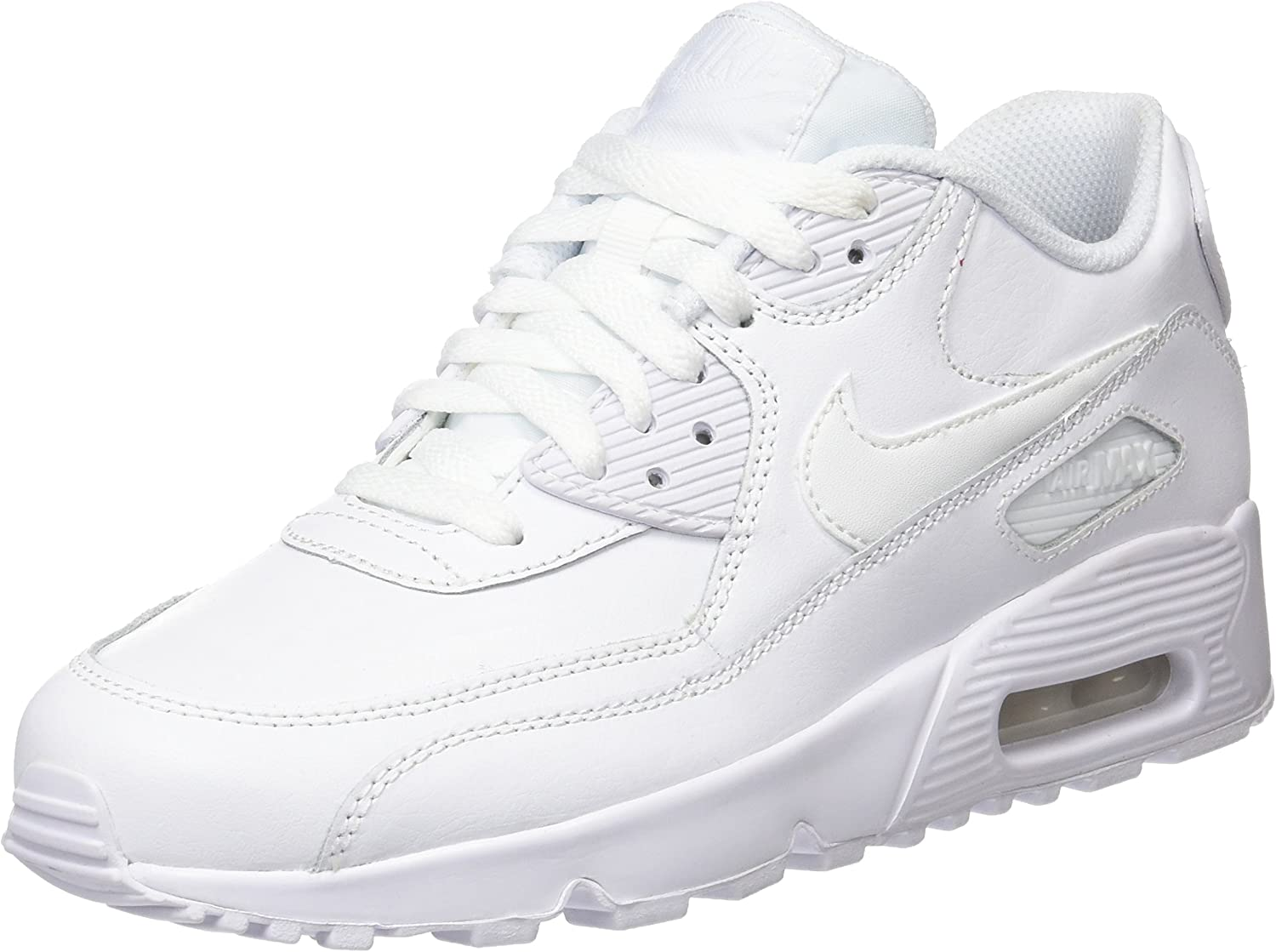 Nike Air Max 90 LTR (GS), Chaussures de Running Entrainement Homme