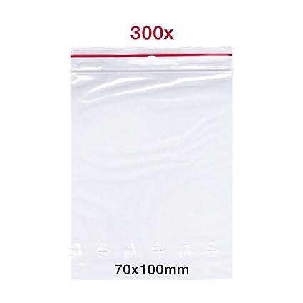 300 x Bolsas con cierre a presión | 70 x 100 mm | Bolsa de bolsa | FolderSys Zip | bolsas de cierre rápido, Zip Cierre Bolsa | Bolsa | fabricado en ...