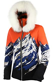 Femme Et Duvillard De Toubkal Loisirs Veste Ski Sports HxwHgO1naI