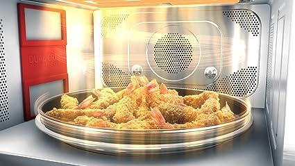 Whirlpool MWP 339 SB - Microondas (Microondas combinado, 33 ...