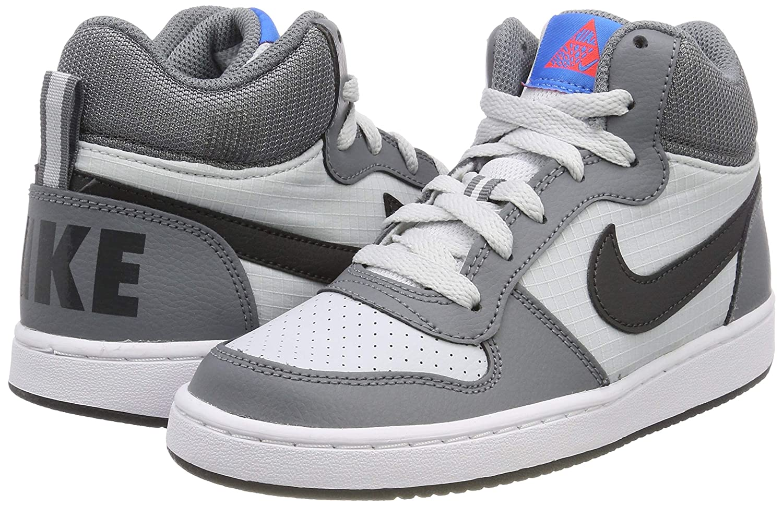 Nike Court Borough Mid Zapatillas de Deporte Unisex Ni/ños