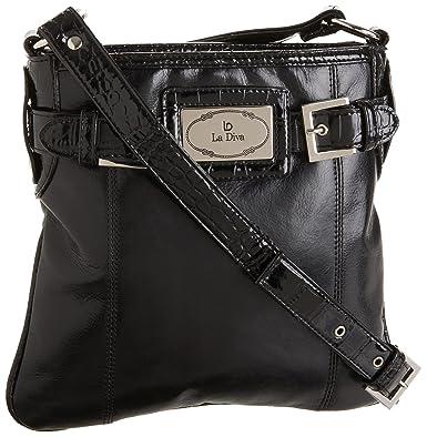 ebf57161b29b La Diva Veronique Cross-Body Bag