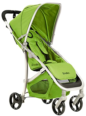 Amazon.com: BABYHOME Emotion carriola – Verde – One Size: Baby