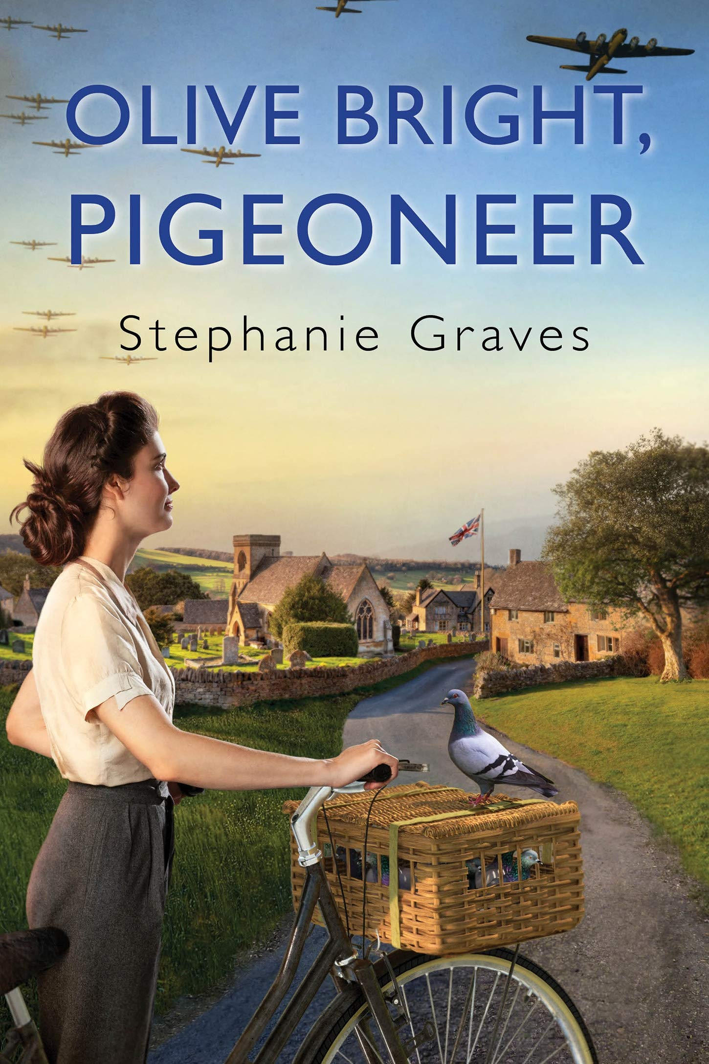 Amazon.com: Olive Bright, Pigeoneer (An Olive Bright Mystery):  9781496731517: Graves, Stephanie: Books
