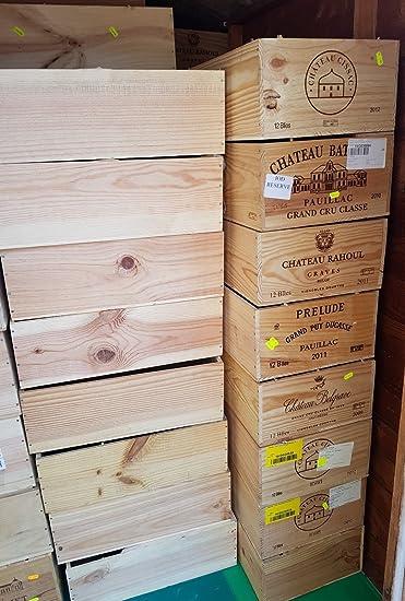 Retro Single Flasche Rotwein Box Geschenk Holz Aufbewahrungsbox Flasche Case