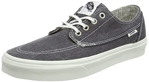 Vans U Brigata Washed Unisex Adults' LowTop Sneakers 2.5 UK