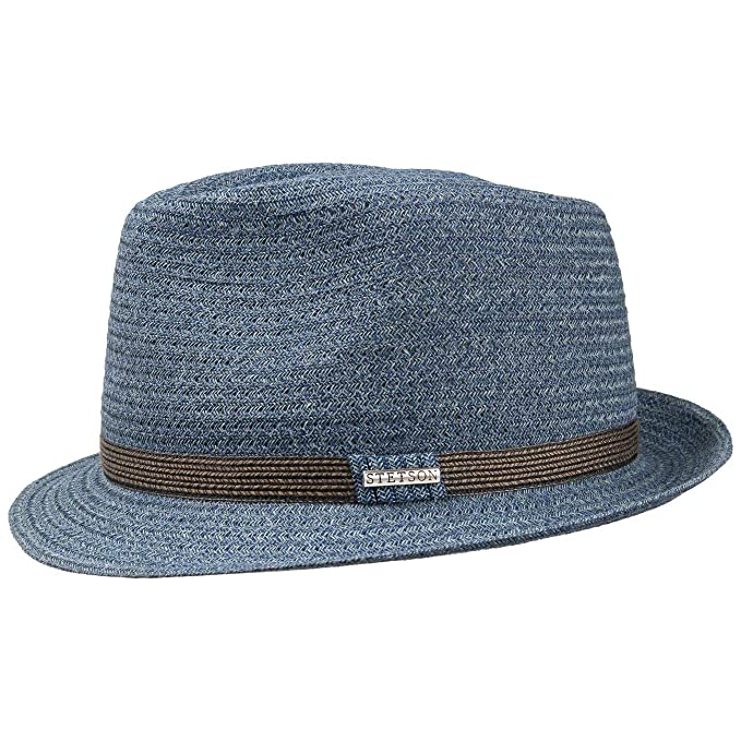 3c01881c8c8 Stetson Shields Toyo Straw Hat for Men Sun hat with Grosgrain Band