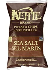 Kettle Chips Sea Salted Chips, 220 Gram