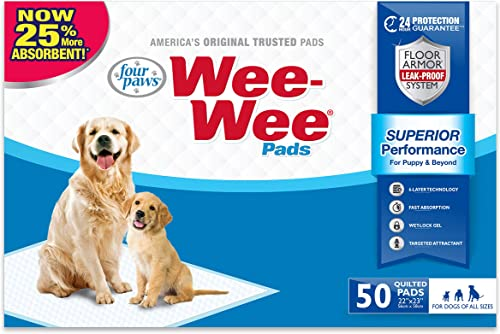 Four-Paws-Wee-Wee-Puppy-Training-Standard-Size
