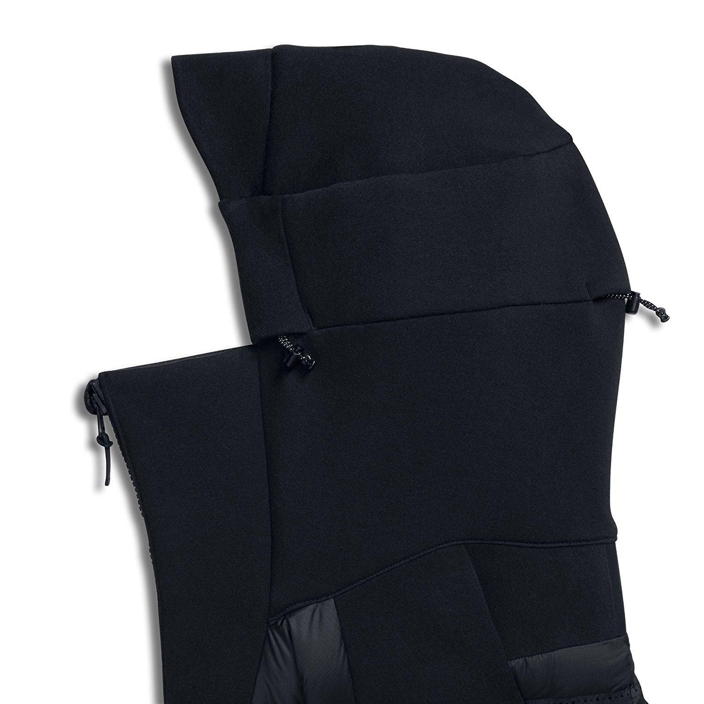23eeeb1d0555 Nike Sportswear Tech Fleece AeroLoft Mens Down Parka Black 822243-010 L  Jackets