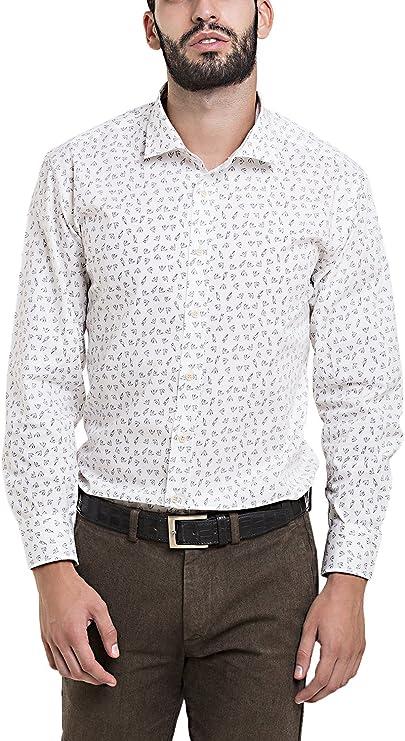 Atelier Boldetti - Camisa Informal para Hombre, Diseño de ...