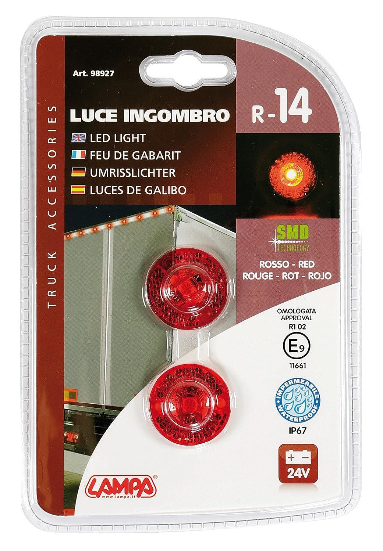 Lampa 98927/par luces g/álibo a LED