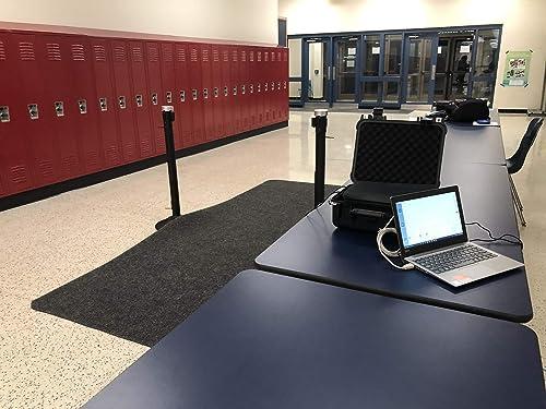 BALLISTIGLASS BallistiScan Stealth Metal Detector for Schools