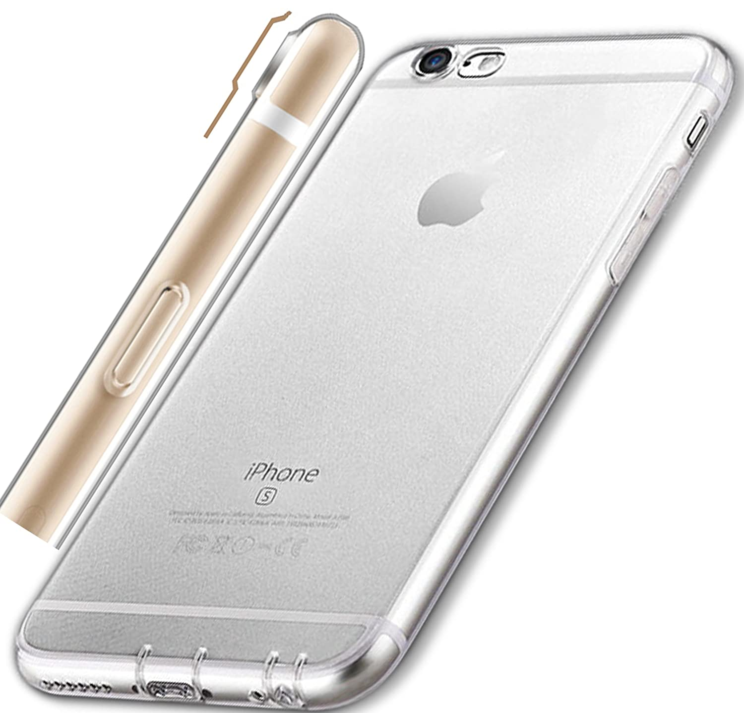 custodia morbida iphone 6s