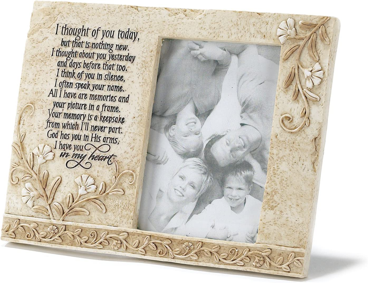 Jozie B 246202 Thought of You Today in Memory Photo Frame