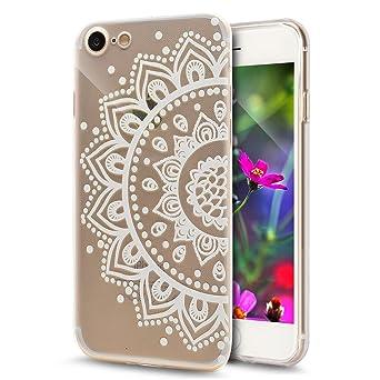 hülle iphone 7 weiße blumen