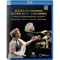 Berliner Philharmoniker, Sir Simon Rattle & Elina Garanca in Baden-Baden [2019]