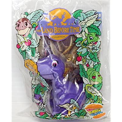Burger King Land Before Time Chomper Wind Up Toy: Toys & Games