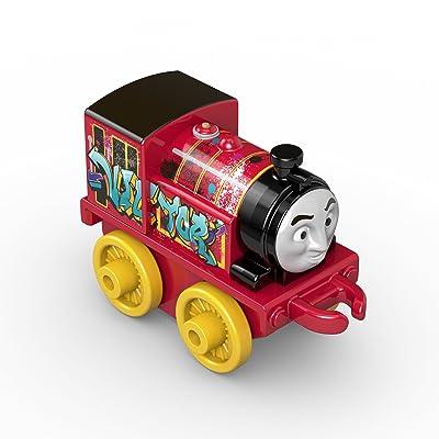 Thomas the Train Minis - Graffiti Victor: Toys & Games
