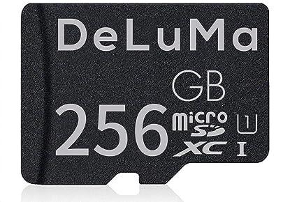 DeLuMa - Tarjeta Micro SD (Clase 10, Tarjeta Micro SD SDXC ...