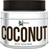 Organic Extra Virgin Coconut Oil by Raw Apothecary- All-Natural Cooking Oil, Beauty Remedy and Hair Care Product (16.9 Ounces)