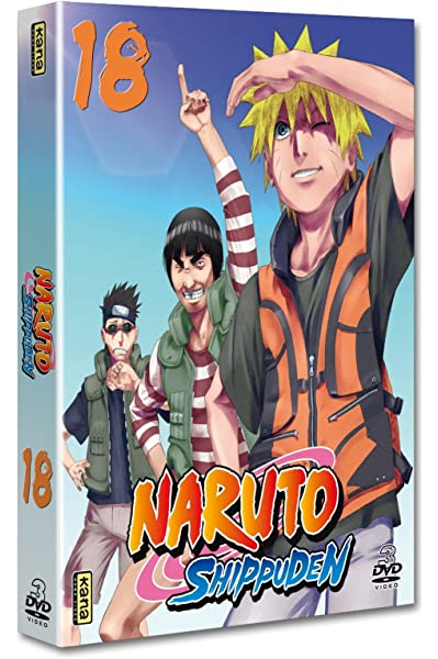 Naruto Shippuden - Vol. 17 [Francia] [DVD]: Amazon.es ...